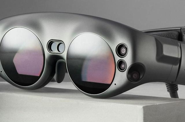 Magic Leap says Nreal founder stole its mixed reality secrets
