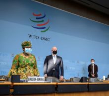 New WTO chief calls for tripling of vaccine production