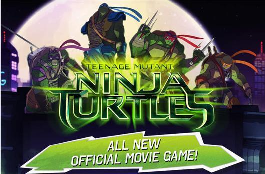 TMNT movie tie-in mobile game out now, created by Combo Crew dev