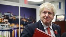Boris Johnson praises Donald Trump's 'rambunctious' early-morning tweets