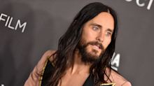 Jared Leto discusses learning about coronavirus pandemic during silent retreat: 'Hey, do you think we should go home now?'