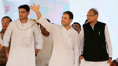 Gehlot and Pilot to fight Rajasthan elections