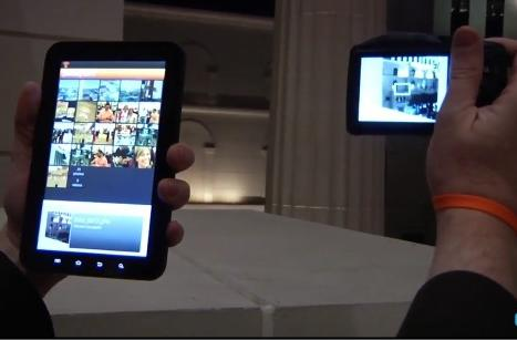 Eye-Fi's Direct Mode hands-on: from camera to tablet in seconds (video)