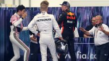 Verstappen ordered to do public service