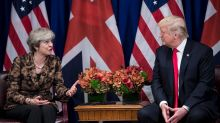 'Thick-skinned' Trump to visit London despite protests