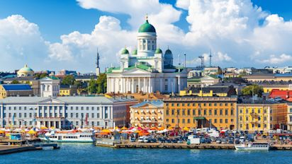 Why people in Finland are happier than Americans