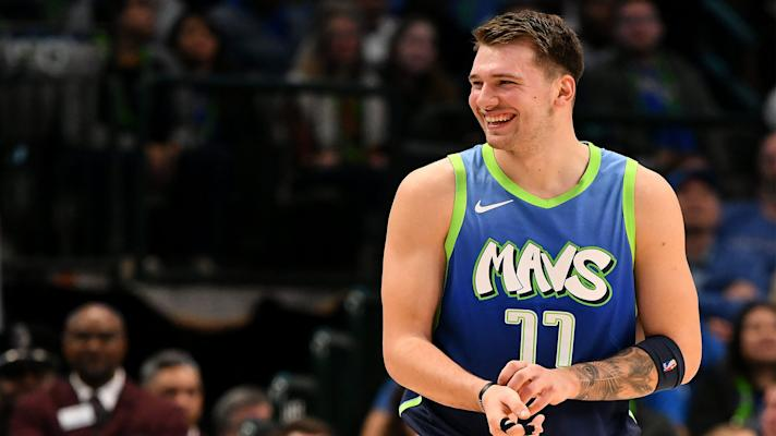 The Bounce - Where do Luka Doncic and the Mavs rank amongst the NBA's best teams?