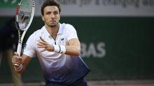 Roland-Garros (H) - Roland-Garros: Arthur Rinderknech éliminé par Aljaz Bedene au 1er tour