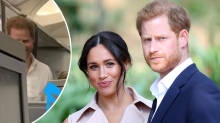 Prince Harry flies long-haul economy after private jet saga
