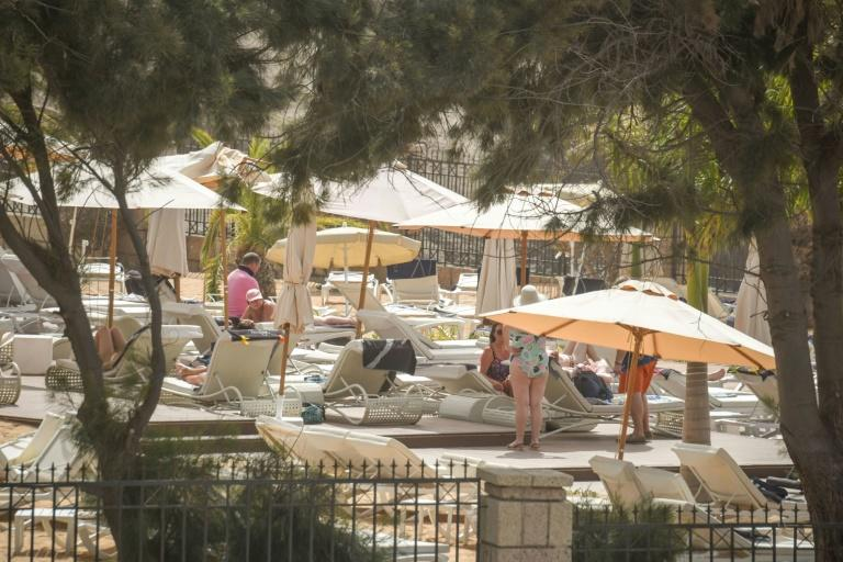 Coronavirus in luxury resort traps thousands in Canary Islands hotel
