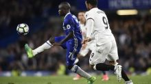 Chelsea's Kante claims hat-trick of individual honours