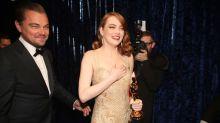 Emma Stone had a childhood crush on Leonardo DiCaprio: 'He was the love of my life'
