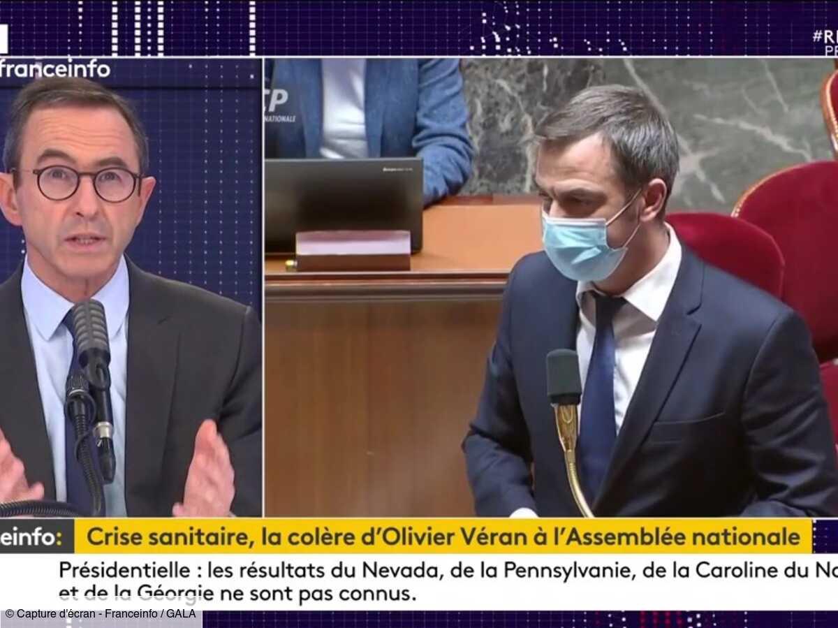 """VIDEO - """"Une abolition de la démocratie"""" : Olivier Véran très critiqué après son coup de sang"""