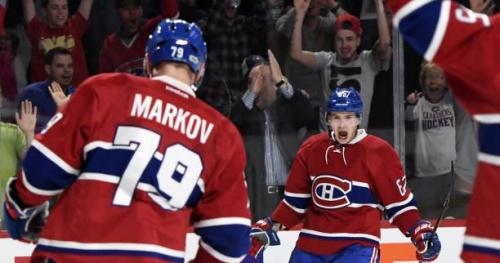 Hockey - NHL - NHL : Montréal corrige les Panthers et valide son billet pour les play-offs