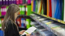 When is the best time to go back-to-school shopping?