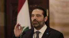 Faced with protests, Lebanon PM blames own gov't for crisis