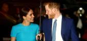 Meghan Markle, Prince Harry. (Reuters)