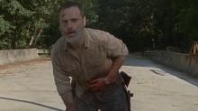 Rick Grimes's final episode of 'The Walking Dead' has surprise twist