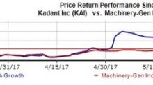 Kadant (KAI) Hits New 52-Week High: What's Driving it?