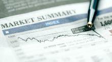 Sensex Falls 1,600 Points Since Dec 3