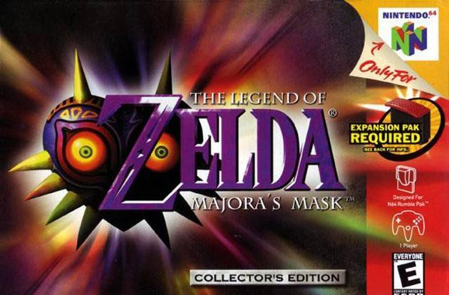 JXE Streams: The wild and weird 'Legend of Zelda: Majora's Mask'