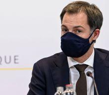 Belgium imposes second coronavirus lockdown