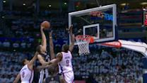 Tayshaun's Big Slam