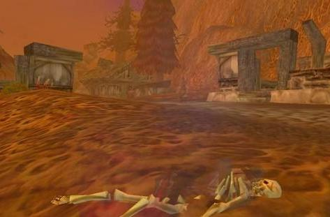 Western Plaguelands not so plagued anymore in Cataclysm