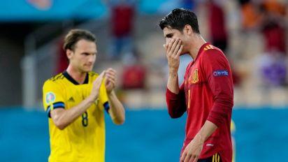 Spain vs Sweden result: Alvaro Morata misfires as Luis Enrique's new-look side frustrated in Euro 2020 opener