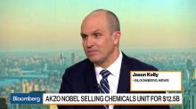 Carlyle Closes $12.5 Billion Deal for Akzo Nobel Division