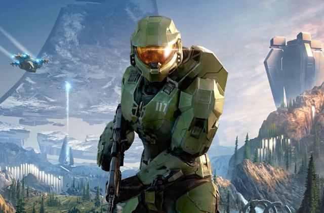 'Halo Infinite' will not be an Xbox Series X launch title