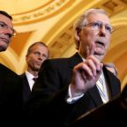 McConnell Rejects Possibility of Slavery Reparations