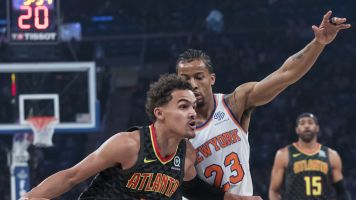 Trae Young's NBA debut against Knicks anything but easy: 'Humbling is the word'