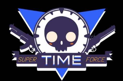 The Super TIME Force cartoon is our favorite manufactured childhood memory