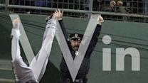 Boston Police Officer's Winning Photo at Red Sox Game