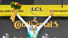 Tour de France: Kamna savours stage win as yellow jersey contenders sit tight
