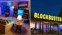 World's last Blockbuster listed on Airbnb for a unique overnight stay