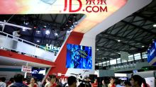 China's JD reports slowest revenue growth on record in first quarter