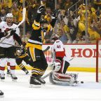 Penguins one win away from return to Stanley Cup Final after Game 5 rout of Senators