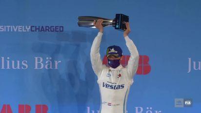 Auto - Formule E : Première victoire de Nyck de Vries en Formule E
