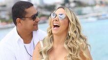 Xanddy se declara para Carla Perez no aniversário de 17 anos de casamento