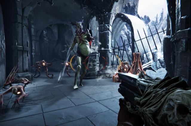 'Metal: Hellsinger' is a rhythm FPS game due in 2021
