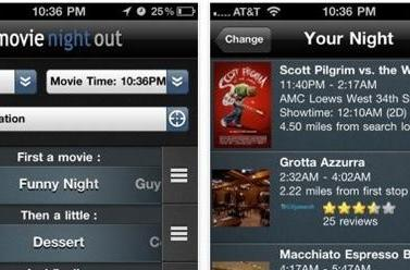 TUAW's Daily App: Movie Night Out