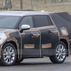 The 2020 Toyota Highlander Looks Redesigned beneath Some Weird Camouflage