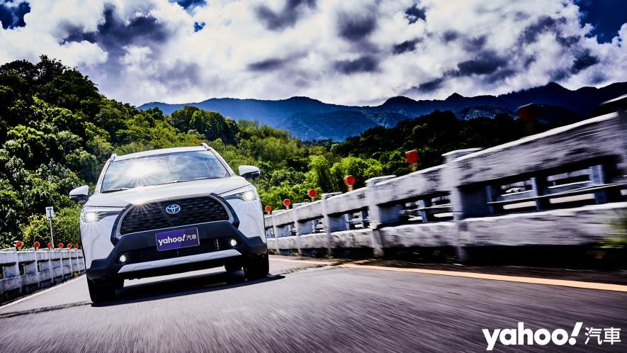 目標明確的新世代跨界之霸!Toyota Corolla Cross 1.8 Hybrid旗艦版花蓮試駕! - 3