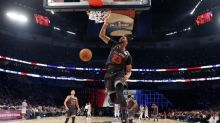 Anthony Davis breaks NBA All-Star Game scoring record to claim MVP