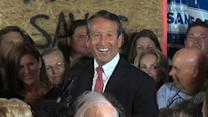 Embattled Ex-Governor Elected to Congress