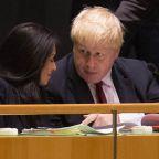 Priti Patel: Boris Johnson considering shock return for controversial Brexiteer as home secretary
