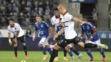 Strasbourg-Nice (0-2) - Nice en tête grâce aux cadeaux du Racing, doublé de Dolberg