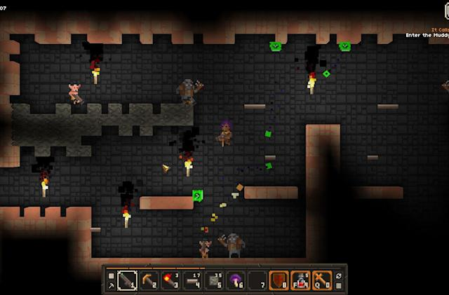 'Diablo' creator's next game is a 2D dungeon crawler